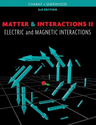 Matter and Interactions II